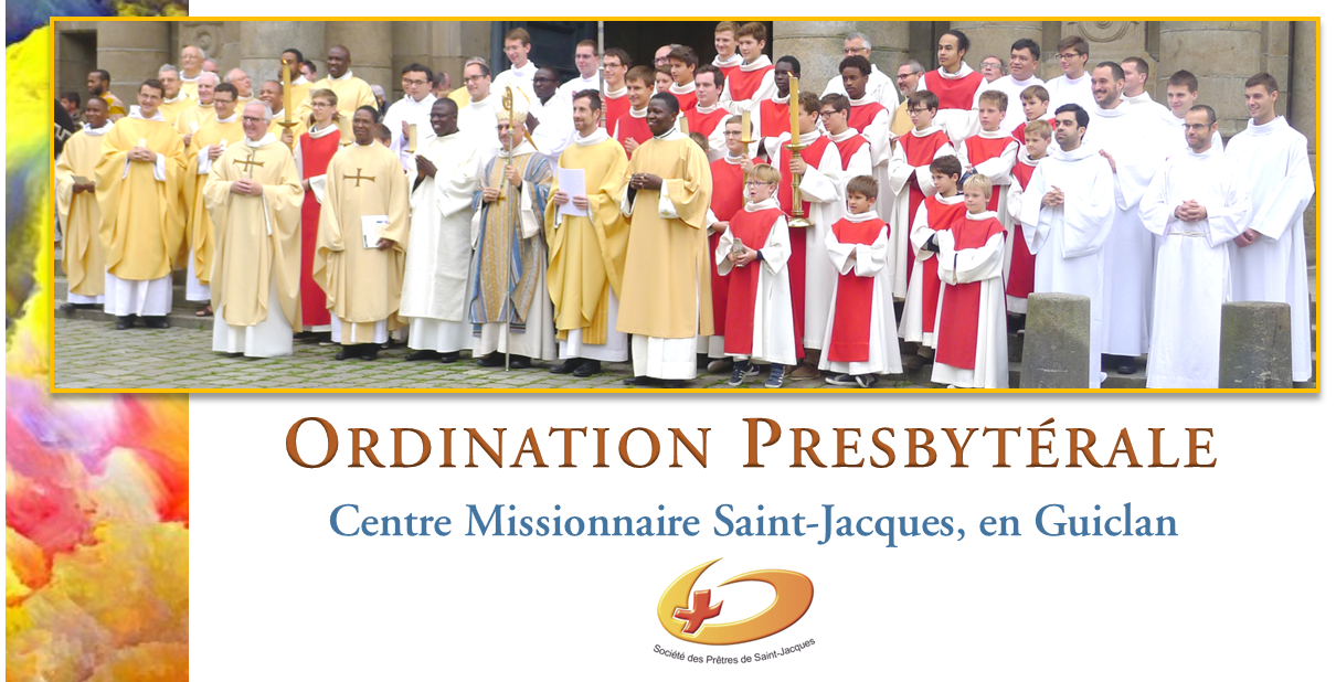 Ordination Presbytérale